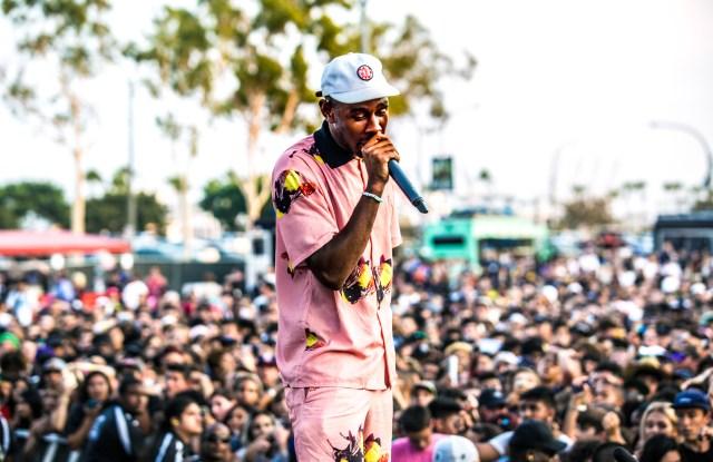 Agenda Festival Tyler, the Creator
