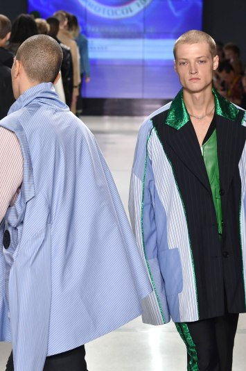 Kenneth Ning Men's Spring 2018