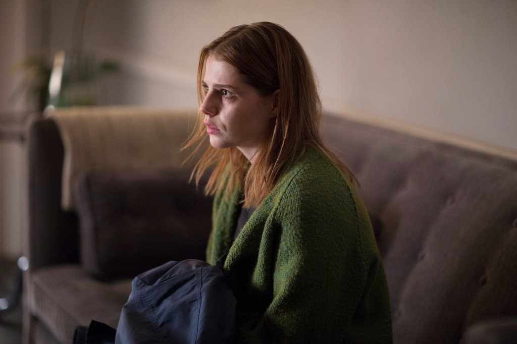 "Lucy Boynton in ""Gypsy"""