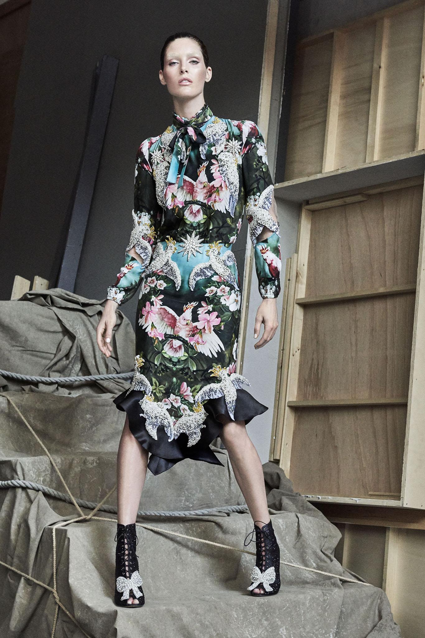 Francesco Scognamiglio Couture 2018