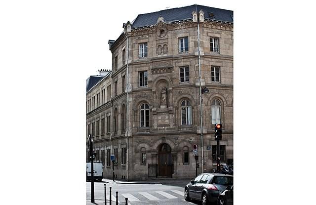 Maison Margiela headquarters
