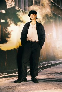 Chinos, coppola, and Dr. Martens interpreted for Items: Is Fashion Modern? by Monika Mogi.