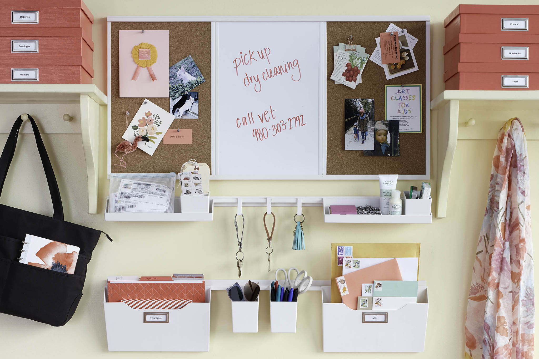 Martha Stewart office supplies available at Staples
