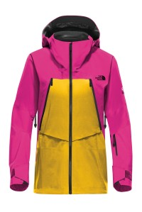 A look from The North Face Steep Series line.