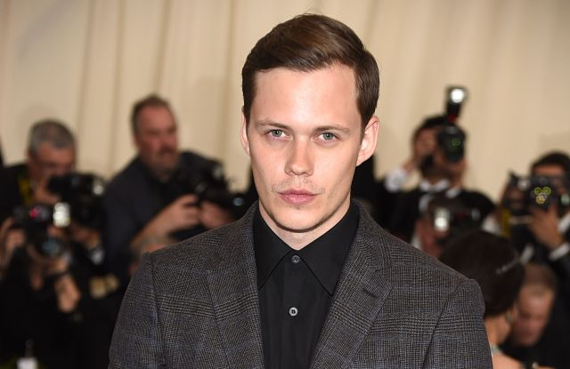 Bill SkarsgårdThe Costume Institute Benefit celebrating the opening of Rei Kawakubo/Comme des Garcons: Art of the In-Between, Arrivals, The Metropolitan Museum of Art, New York, USA - 01 May 2017