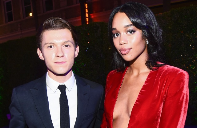 Tom Holland and Laura Harrier'Spider-Man: Homecoming' film premiere, After Party, Los Angeles, USA - 28 Jun 2017