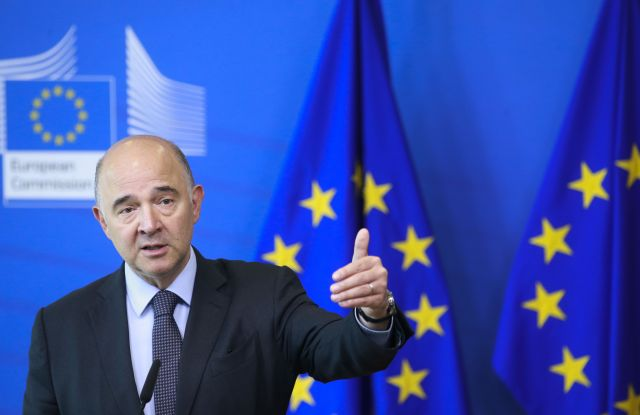 Pierre Moscovici EU commissioner customs