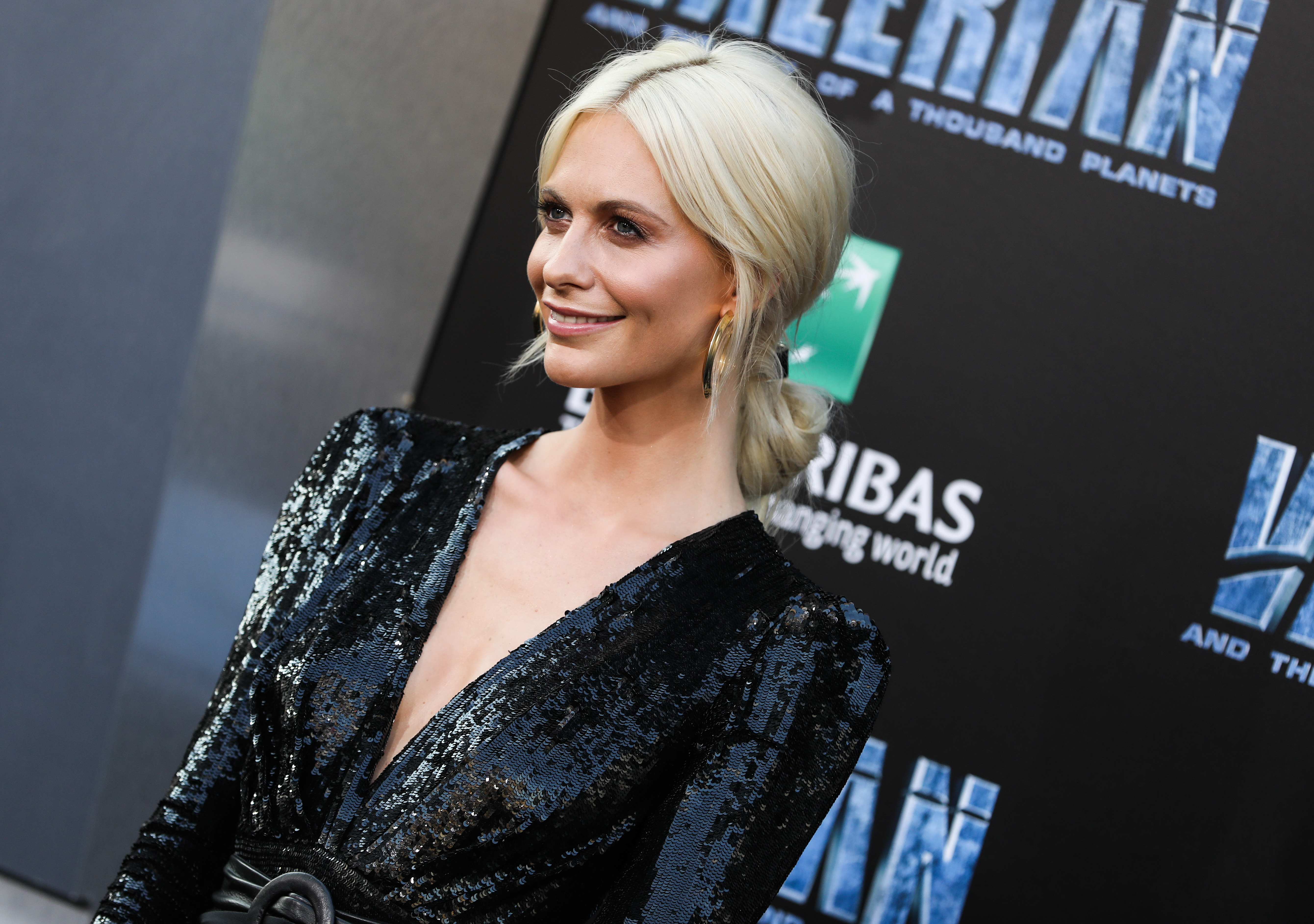 Poppy Delevingne'Valerian and The City of a Thousand Planets' film premiere, Arrivals, Los Angeles, USA - 17 Jul 2017