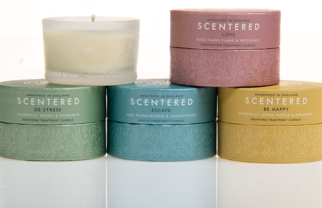 Scentered is launching its aromatherapy candles and balms in the U.S.