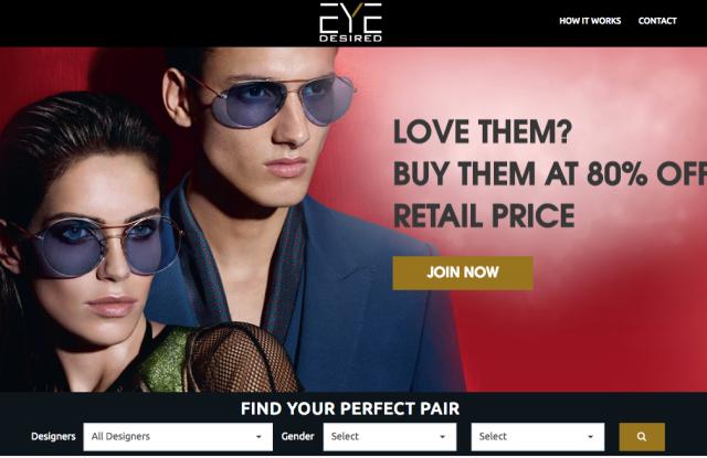 eyewear, subscription service, millennials