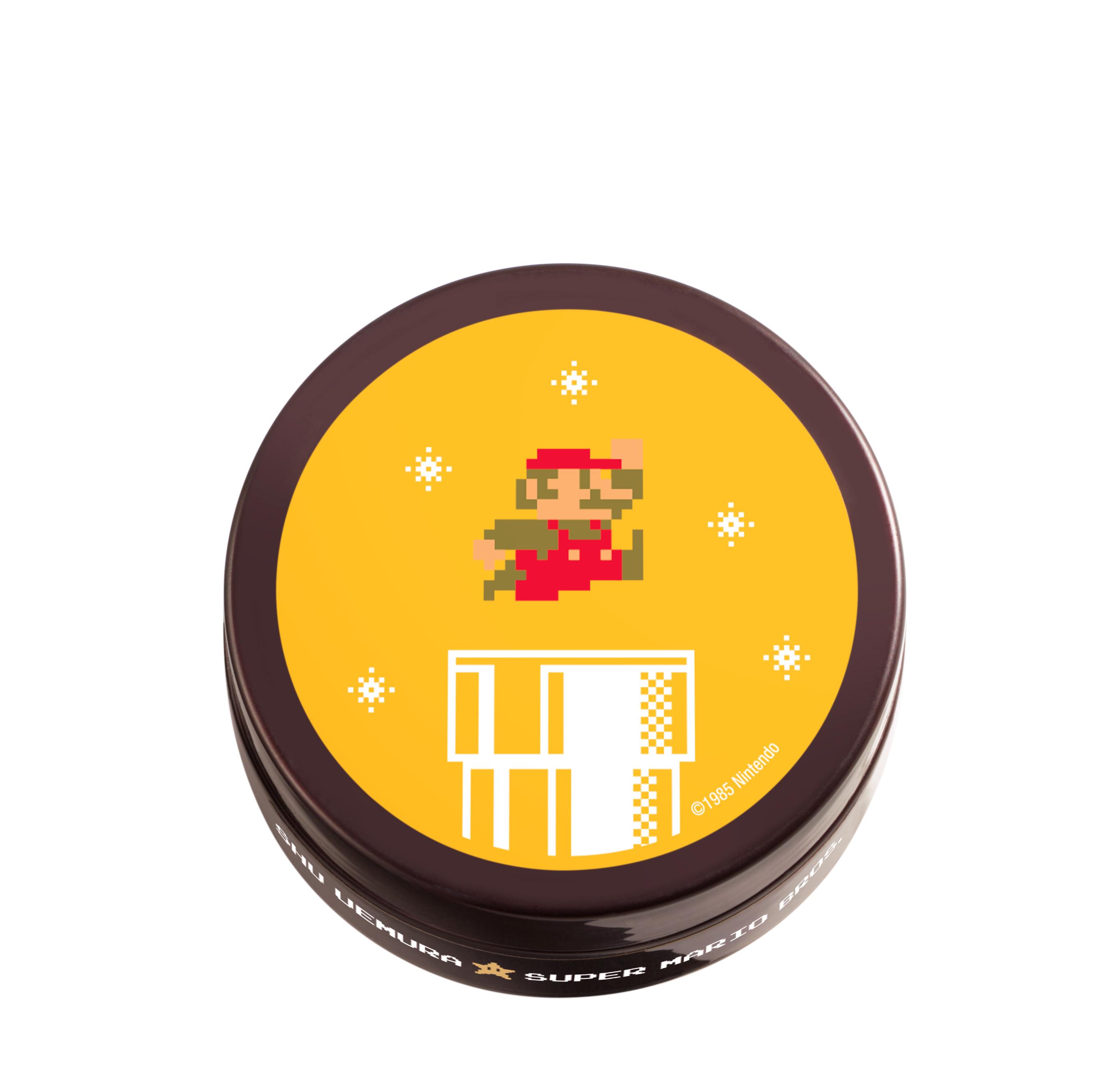 Shu Uemura x Super Mario Bros. holiday collection