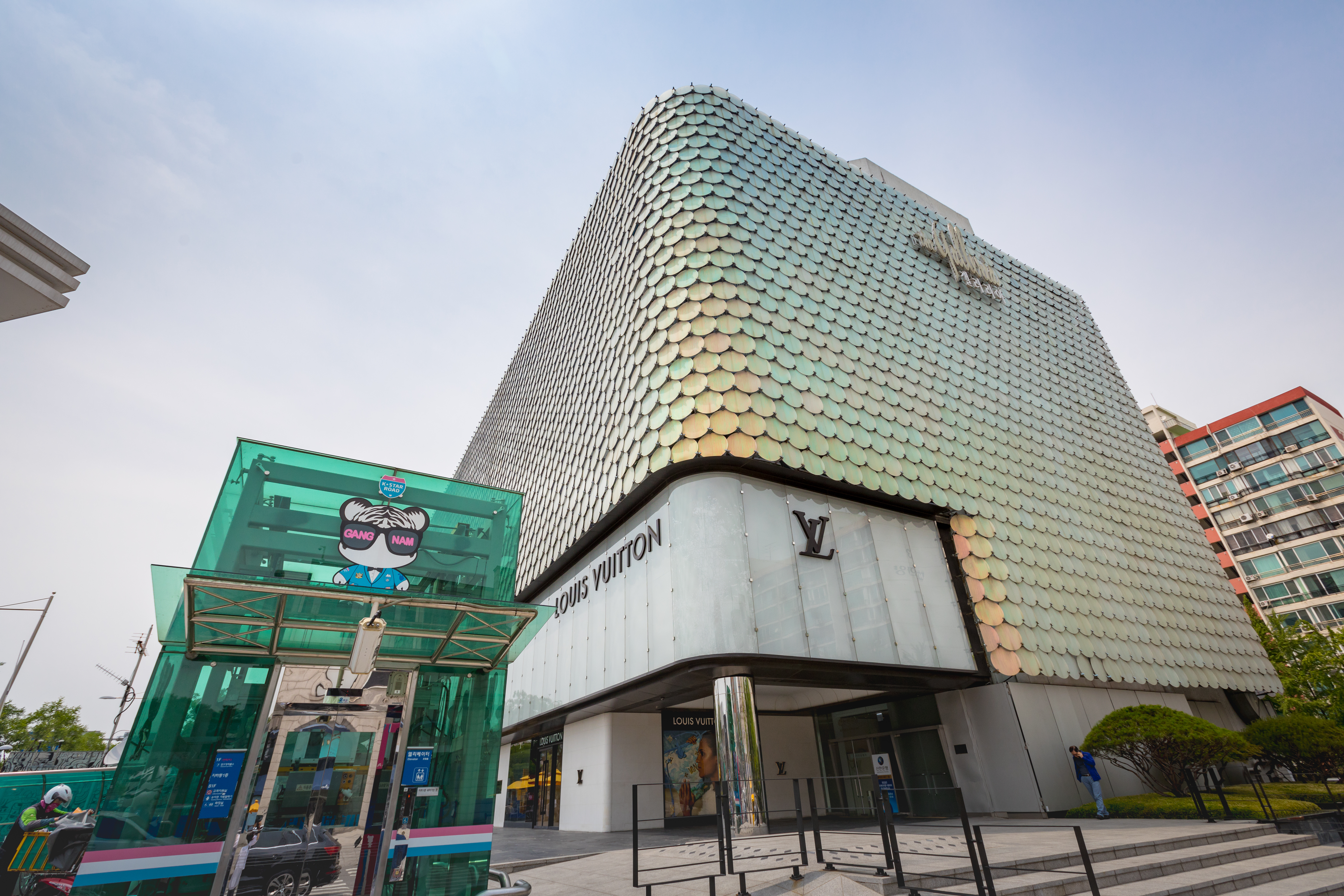 South Korean megamalls will have to close twice a month from next year as the government moves to protect small retailers.