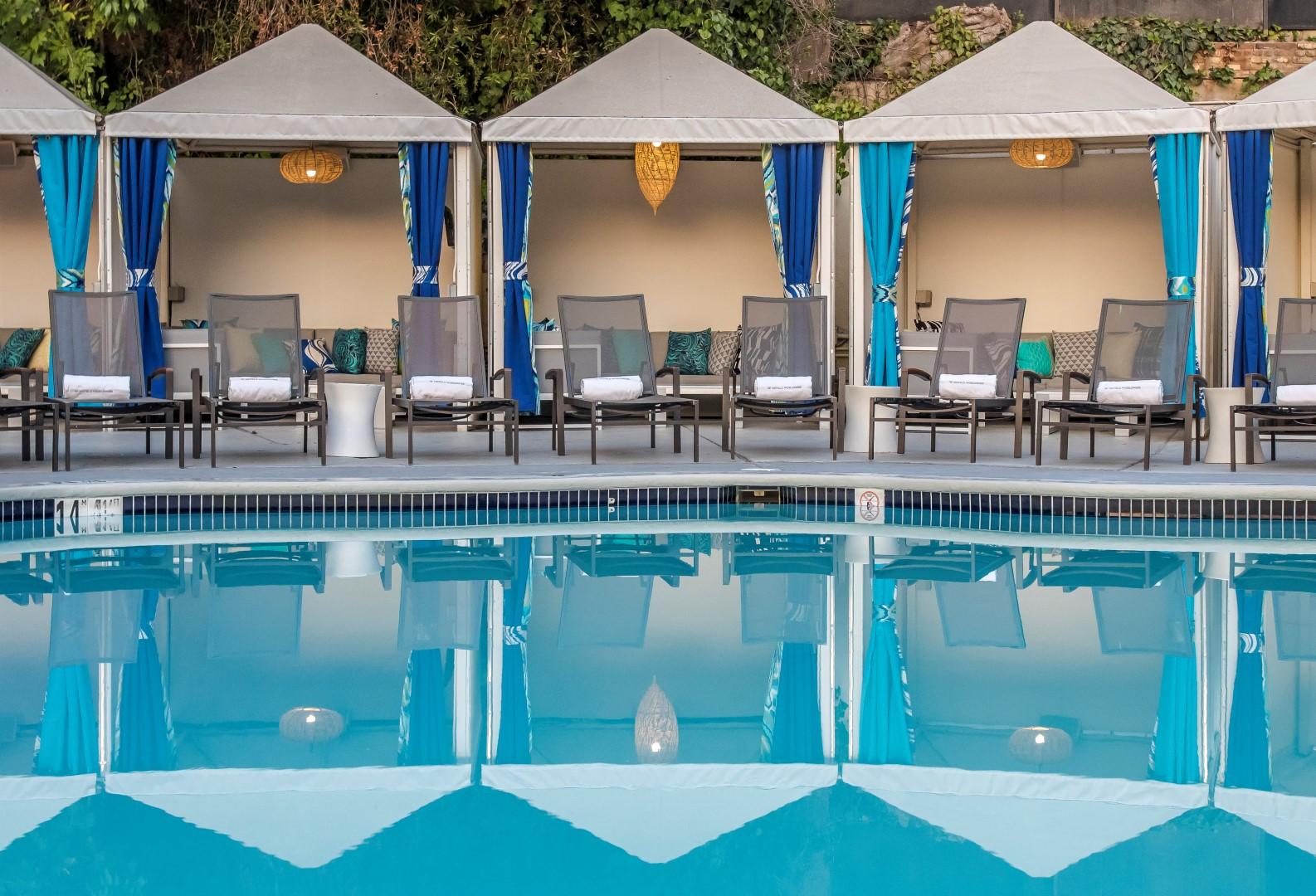 Trina Turk W Hotel Los Angeles