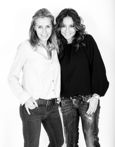Ba&sh founders Barbara Boccara and Sharon Krief.