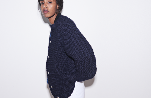 Carcel knitwear is made by female inmates in a prison in Peru.