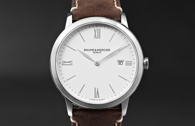 Baume & Mercier Classima watch.