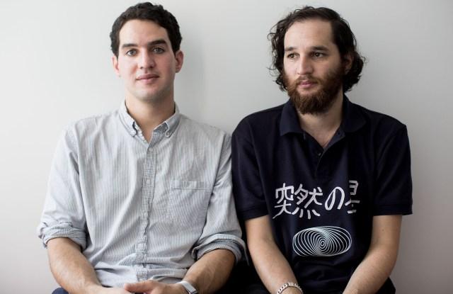 Ben and Josh Safdie