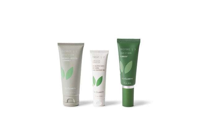 BioClarity Three-Step Products