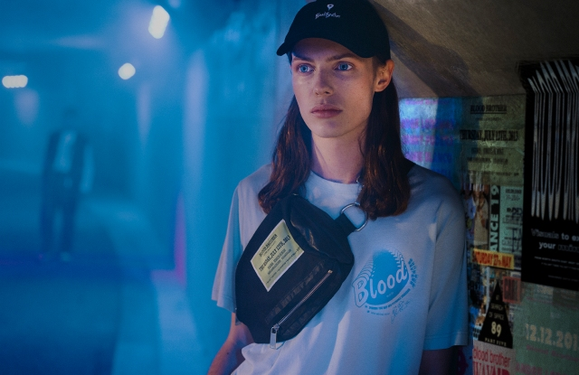 A look from Blood Brother's range with Selfridges