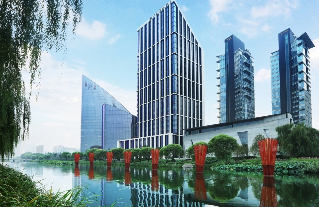 Bulgari Hotel in Beijing