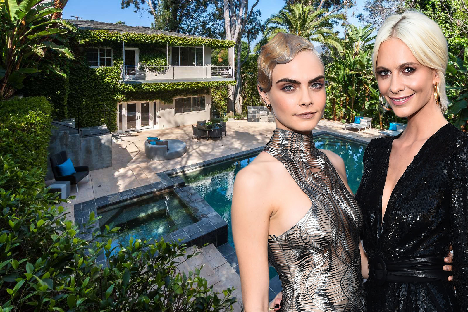 """The sisters are reportedly behind an LLC that paid just over $2 million for the vine-covered Hollywood Hills home, for which """"Dallas Buyers Club"""" star Leto paid $1.6 million for in 2006."""