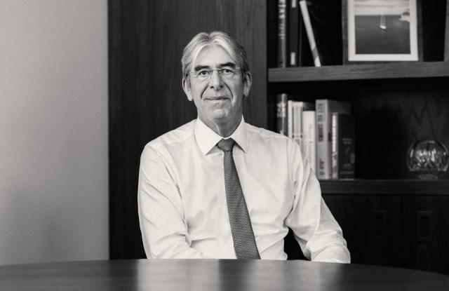 Michael Ward, CEO of Harrods