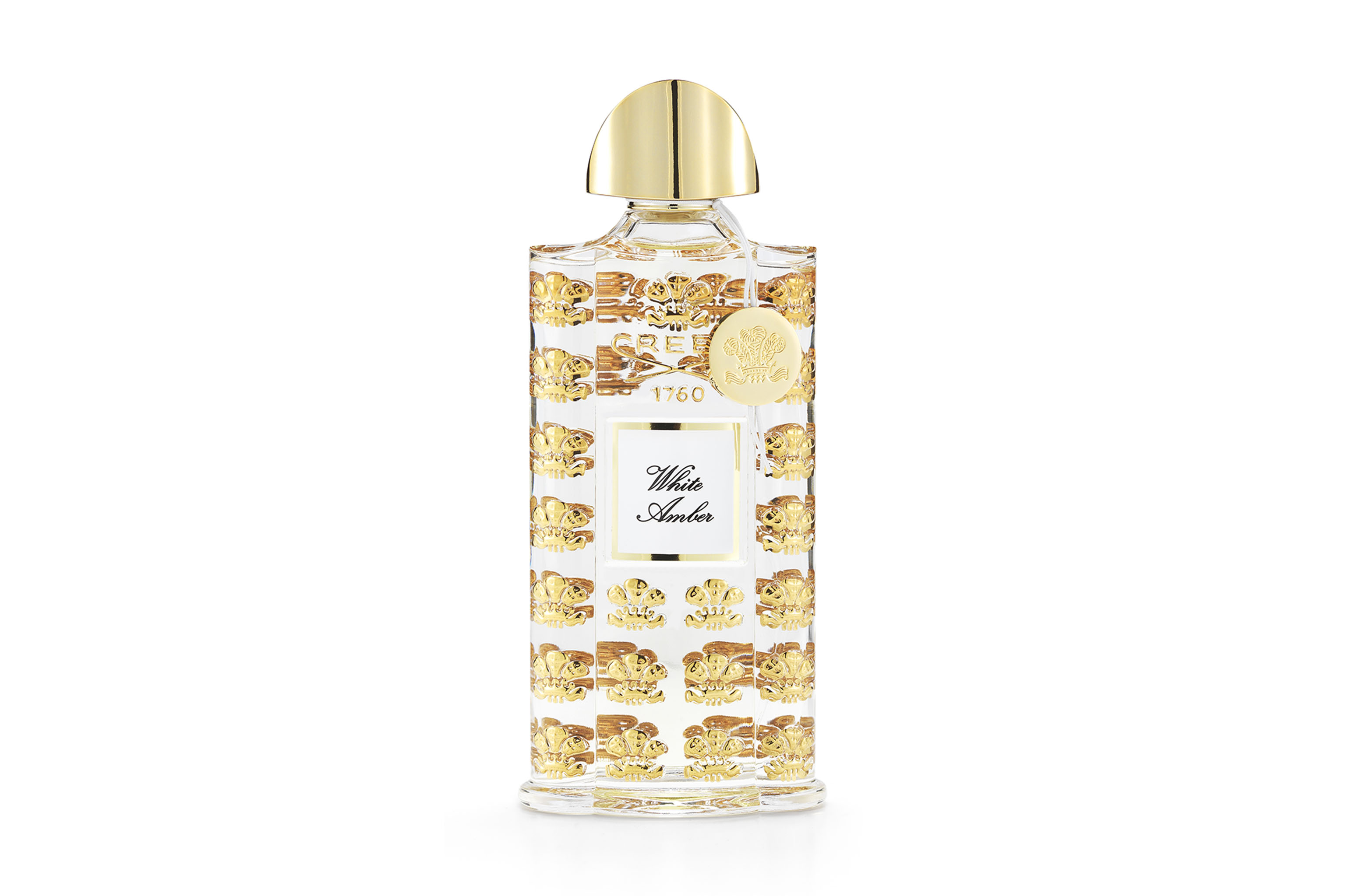 Creed's new women's fragrance White Amber.