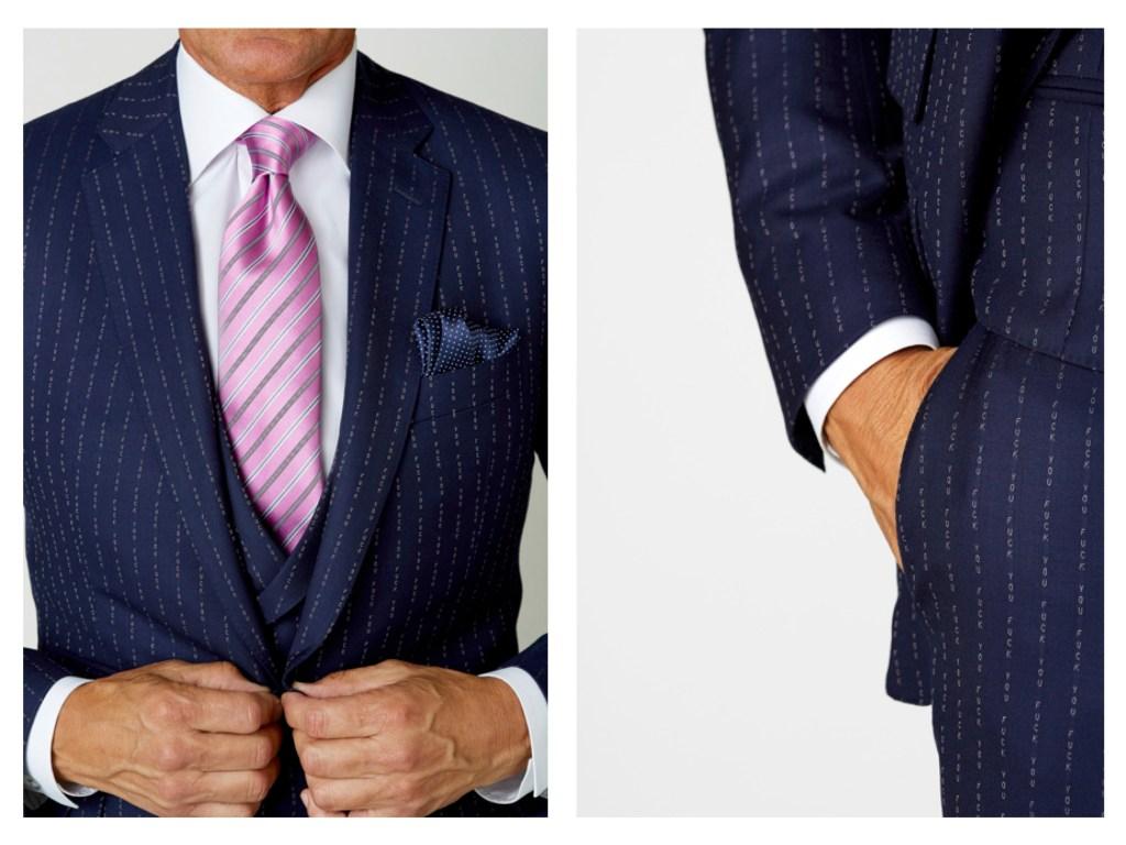 David August suit.