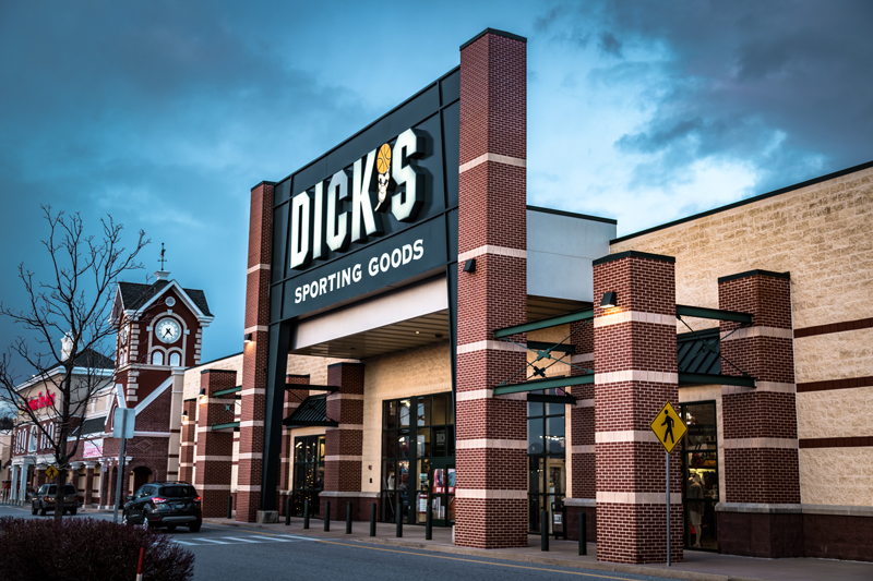 A Dick's Sporting Goods in York, Pa.