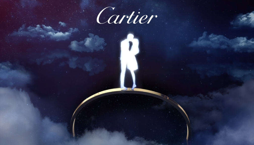 Cartier is sending select Qixi customers on a helicopter ride.