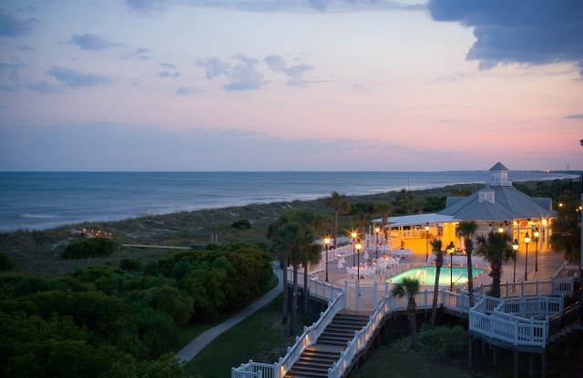 Grand Pavilion at Wild Dunes Resort, Isle of Palms, S.C.