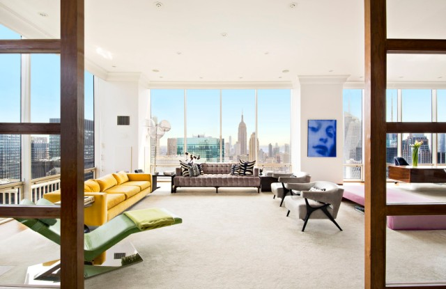 The Gucci Sisters' Fifth Avenue Penthouse