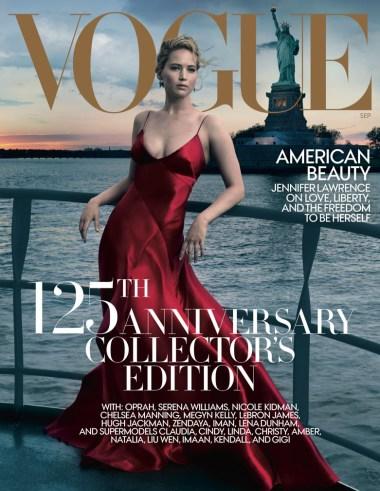 Vogue September 2017