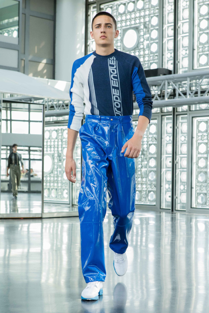 A look from GmbH Men's Spring 2018