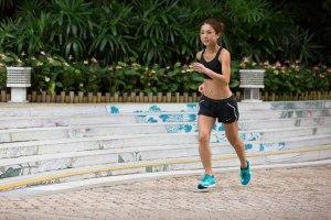 Rachel Leung captured in Pandora campaign