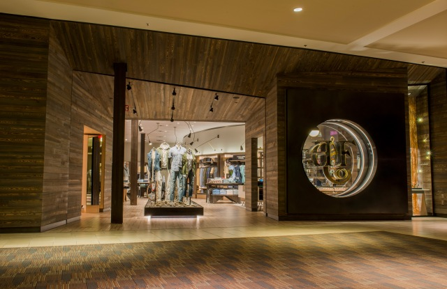 COLUMBUS, OH - FEBRUARY 15:  Abercrombie & Fitch Unveils New Store Concept at Polaris Fashion Place mall  on February 15, 2017 in Columbus, Ohio.  (Photo by Duane Prokop/Getty Images)