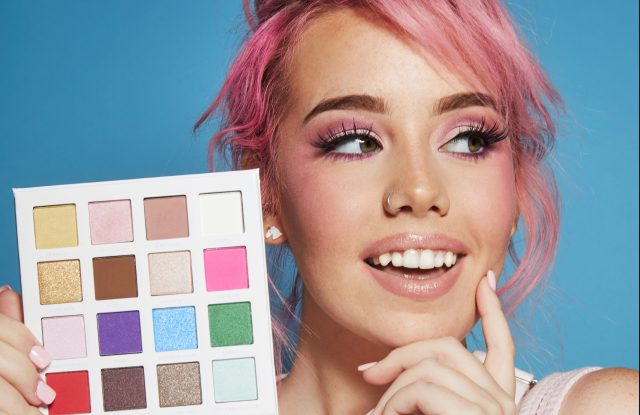 "Pür's ""My Little Pony: The Movie Collection Eyeshadow Palette."""