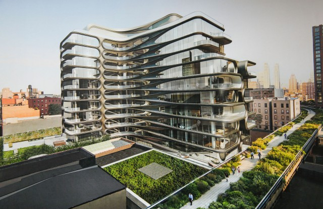 520 West 28THZaha Hadid Launches: 520 West 28TH Sales Gallery, New York, America - 01 Oct 2015http://www.520w28.com/