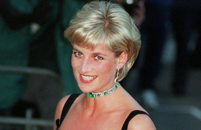 GALA Princess Diana smiles as she arrives at the Tate Gallery in London, to attend the Centenary Gala honoring the world famous museum. Princess Diana would have been 50 years old, perhaps the only certainty about the course of a life abruptly cut short in a 1997 car crash in Paris, with a new boyfriend, two months past her 36th birthdayBritain Diana at 50, LONDON, United Kingdom