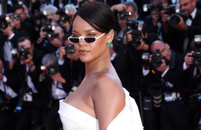 Rihanna'Okja' premiere, 70th Cannes Film Festival, France - 19 May 2017
