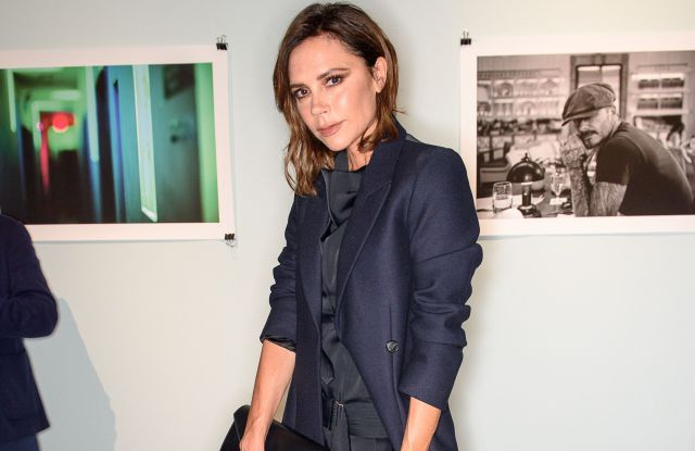 Victoria BeckhamBrooklyn Beckham: 'What I See' exhibition and book launch at Christie's in partnership with Polo Ralph Lauren, New Bond Street, London, UK - 27 Jun 2017