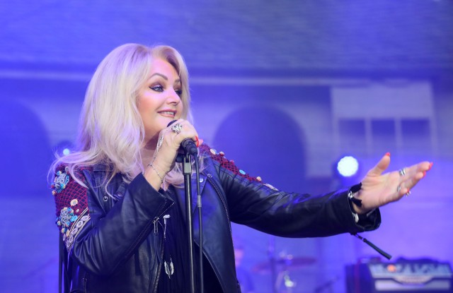 Bonnie TylerBonnie Tyler in Concert, Zwickau, Germany - 14 Jul 2017
