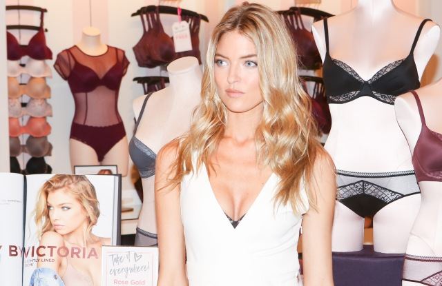 Martha HuntVictoria's Secret Angel Martha Hunt introduces 'Body By Victoria', Los Angeles, USA - 01 Aug 2017