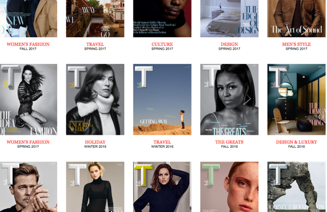 T Covers