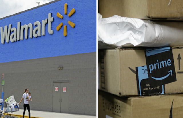 Wal-Mart and Amazon are changing rapidly as they compete for retail dominance.