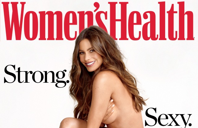 The cover of the September issue of Women's Health.