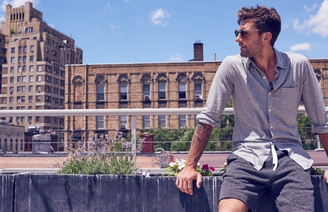 """A """"weather appropiate"""" summer look from Bonobos."""