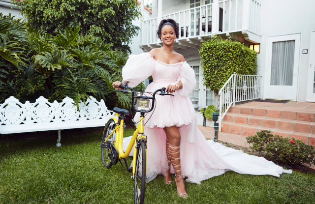 Rihanna is bringing Olo bikes to Malawi through a new educational partnership with her foundation.