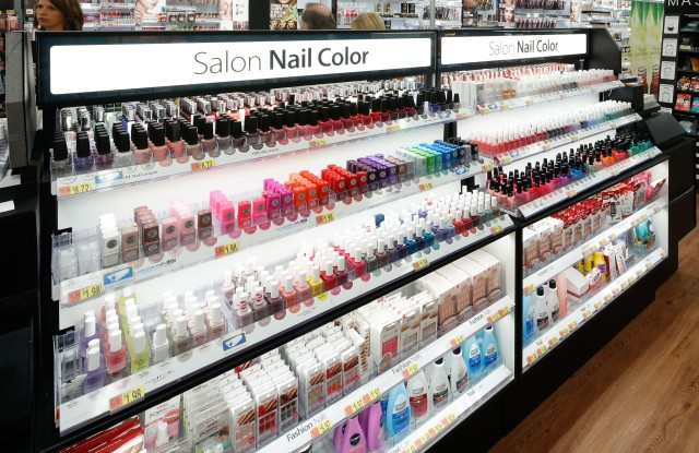 Wal-Mart is increasing its focus on beauty trends.