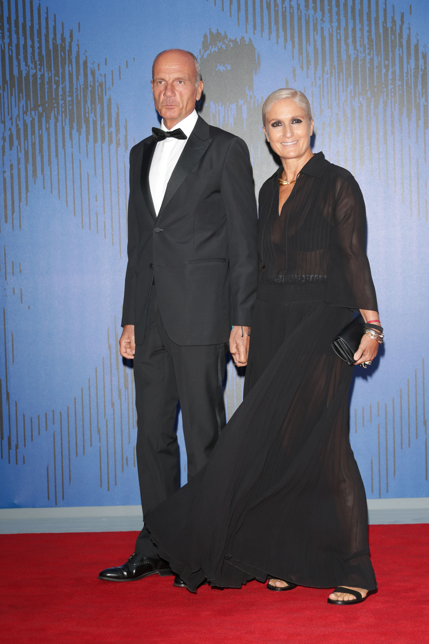 Maria Grazia ChiuriThe Franca Sozzani Award, 74th Venice Film Festival, Venice, Italy - 01 Sep 2017